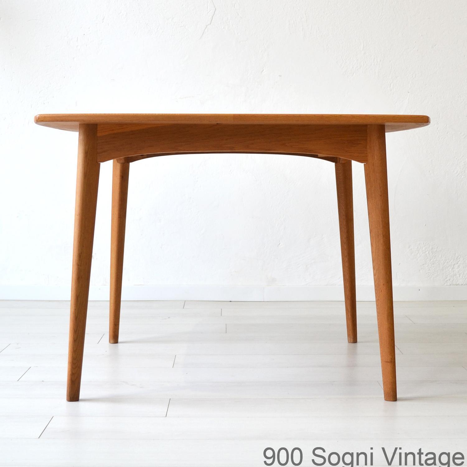 Tavolo Pranzo Art Deco tavolo da pranzo modernariato